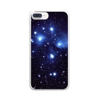 昴 Clear smartphone cases