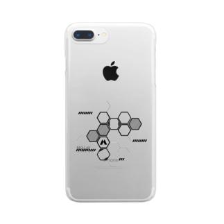REGULAR Clear smartphone cases