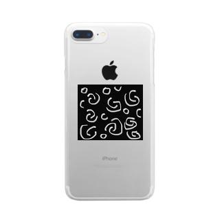 エスドットエヌ+Vortex Clear smartphone cases