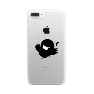ためし Clear smartphone cases
