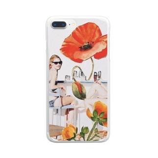 IBIZA Clear smartphone cases