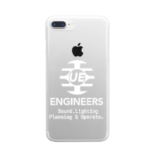 UE Clear smartphone cases