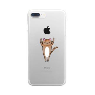アポー 1 Clear smartphone cases