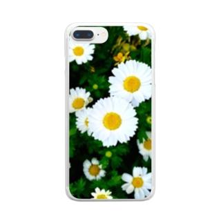 ノースポール Clear smartphone cases