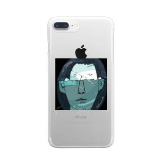 no suprises... Clear smartphone cases
