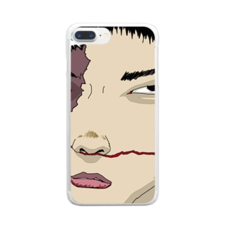 #stopasianhate Clear smartphone cases
