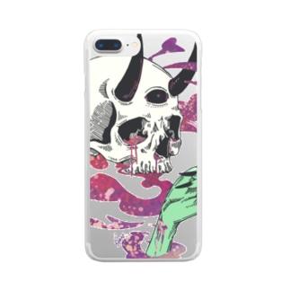 煙 Clear smartphone cases