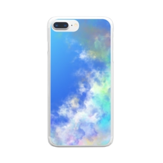 虹雲 Clear Smartphone Case
