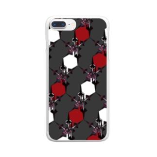 深淵の星 Clear smartphone cases