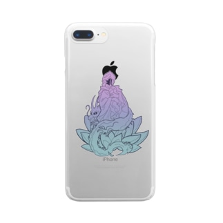 maria Clear smartphone cases