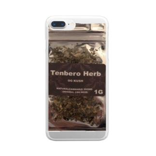 医療用^_^ Clear smartphone cases