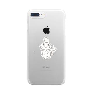 noriko_doののりこかってあいてむ Clear smartphone cases