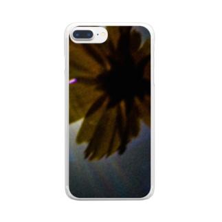 やわらかな光 Clear smartphone cases