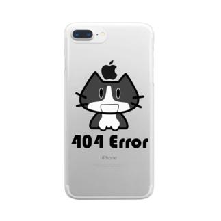 SUZU404 Clear smartphone cases