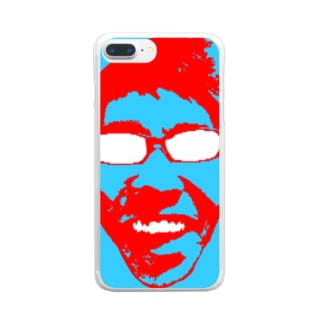 Younger brother Clear smartphone cases