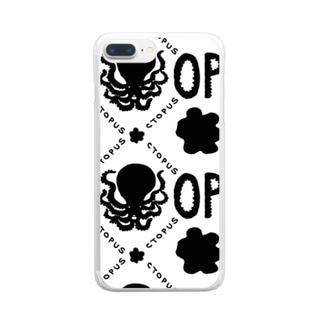 OP Clear smartphone cases