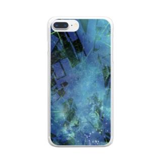 星空 Clear Smartphone Case