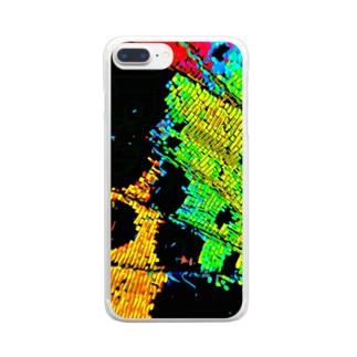 錦 Clear smartphone cases