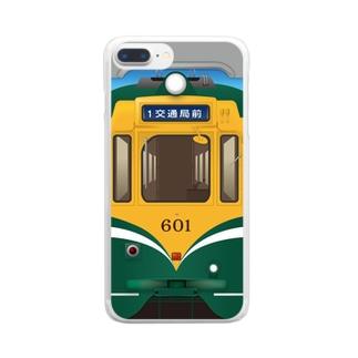 Tramphone 601 Clear smartphone cases