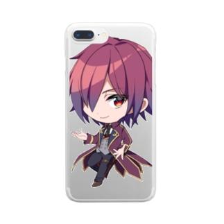 SDジェノ・アインシュタイン Clear smartphone cases