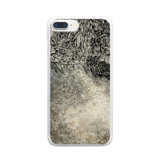 flowers Clear smartphone cases