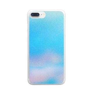 浪漫飛行 Clear smartphone cases