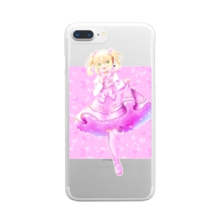 💕 Clear smartphone cases