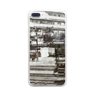 昭和国鉄/ED16【立川機関区】 Clear Smartphone Case
