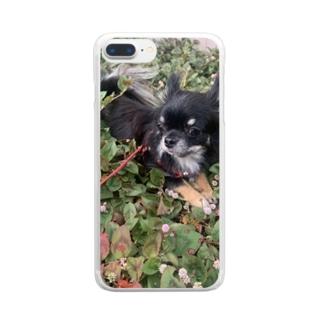 コロン3 Clear smartphone cases