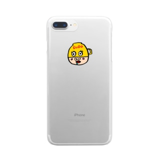 DODOくん Clear smartphone cases