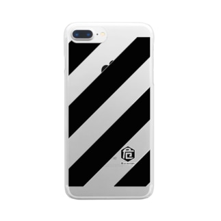 XM INDUSTRIES(Type.ST) Clear smartphone cases