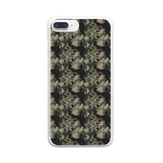 Hartman Warface Camo Clear smartphone cases