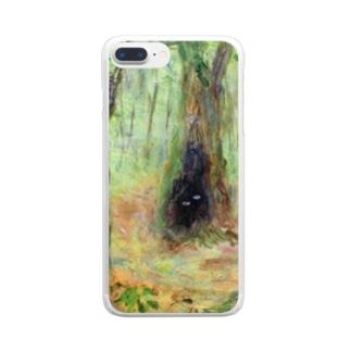 ムラナギ/Sweet Memories Clear smartphone cases