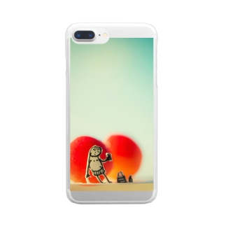 Summer Ⅱ Clear smartphone cases