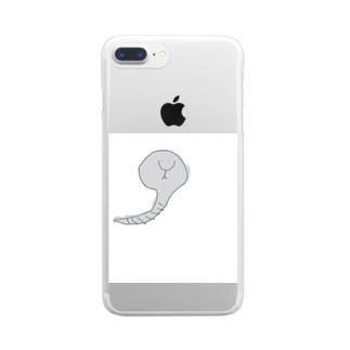 Bluetooth・COBRA Clear Smartphone Case