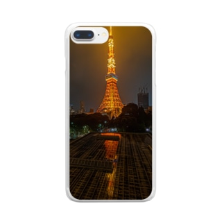 Tokyotower  Clear smartphone cases