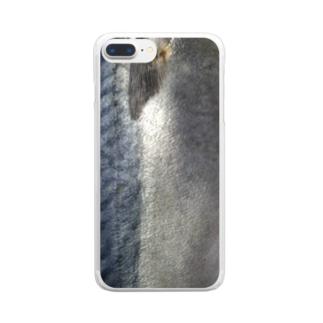サバイバビリティ Clear Smartphone Case