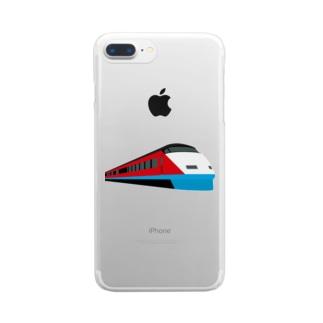 さいちょう号 Clear smartphone cases
