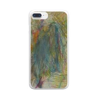 『一瞬』 Clear smartphone cases