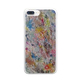 『今の私の全て』 Clear smartphone cases