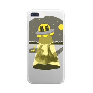 ABDUCTION NOW Clear smartphone cases