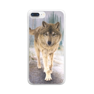 Forest of Kasilof  Clear smartphone cases