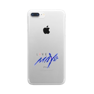 LIVE MAYA Clear smartphone cases