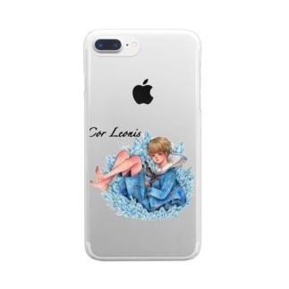 水晶少年 Clear smartphone cases