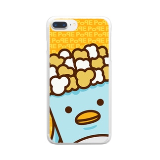 POPE-Salt- Clear smartphone cases