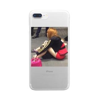 牛タン弁当の歌 Clear smartphone cases