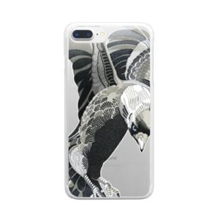 旋風 Clear smartphone cases