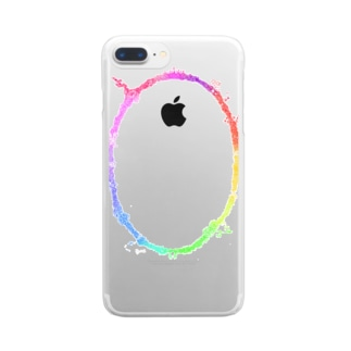 パレード Clear smartphone cases