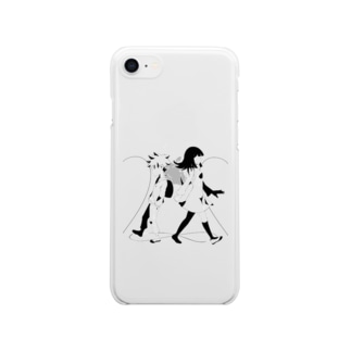 Faith to Face Clear smartphone cases