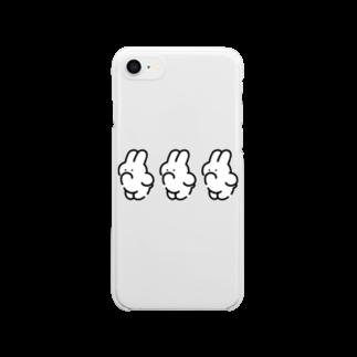 nsnの3(IWA)クリアスマートフォンケース